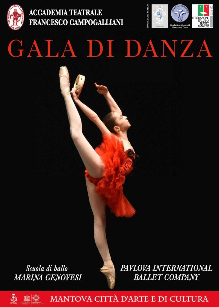 Galà di danza, Mantova, Italia